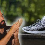 100 KICKFLIPS in $700 Yeezy Adidas boosts