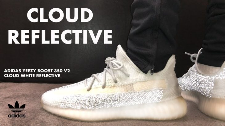Adidas Yeezy Boost 350 V2 Cloud White Reflective Review and On Feet