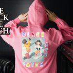 (中編)これがメンズ服です! BlackEyePatch Girls Hoodie