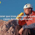 Chaqueta Ventrix The North Face, ¿calor regulable para montaña?