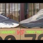 """Compare For Yeezy Boost 700 V2 """"Tephra"""" & Yeezy Boost 700 """"Magnet"""""""
