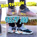 HOW TO STYLE – ADIDAS YEEZY 700 – MAUVE & WAVE RUNNER SNEAKER