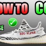 How To Get The Yeezy 350 V2 ZEBRA | Zebra Yeezy RESTOCK