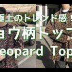 【メンズファッション】極上のトレンド感!ヒョウ柄トップス!Leopard Tops【Men's Fashion】