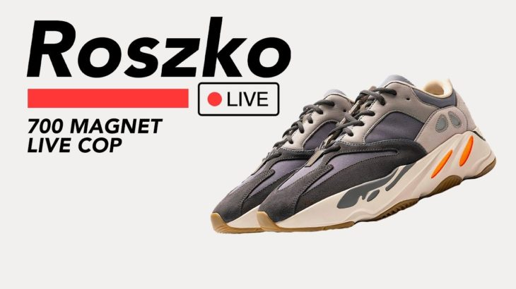 🔴 Live Cop: Yeezy 700 Magnet