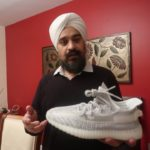 STRICT INDIAN DAD REACTS TO THE NEW STATIC YEEZYS!