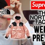 SUPREME X THE NORTH FACE WEEK 7 PREVIEW