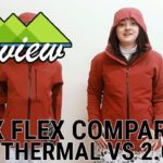 The North Face Apex Flex 2.0 and Thermal Jacket Comparison