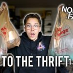 Trip To The Thrift feat. The North Face, Nautica, Nike, & More