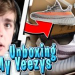 UNBOXING MY NEW YEEZYS!!! (Vlog #3)