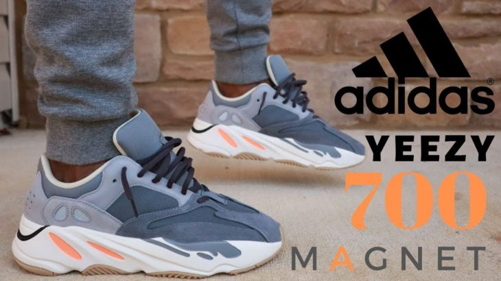 """YEEZY 700 """"MAGNET"""" REVIEW & ON FEET W/ LACE SWAP"""