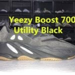YEEZY 700 UTILITY BLACK Unboxing Review