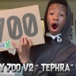"""YEEZY 750 V2 """" TEPHRA """" ( UNBOXING )*Straight Fire 🔥*"""