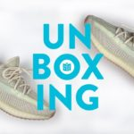 Yeezy 350 Citrin Unboxing