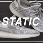 Yeezy 350 V2 STATIC – Unboxing + Review
