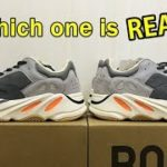 """Yeezy 700 """"Magnet""""  Real vs Fake Comparison Review"""