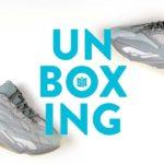 Yeezy 700 V2 Inertia Unboxing