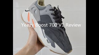 adidas Yeezy Boost 700 Magnet Review