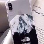 ノースフェイス supreme iphone 11 proケースTHE NORTH FACE iphone 11カバー