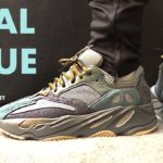 Adidas Yeezy Boost 700 Teal Blue Review and On Feet