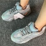 Adidas yeezy boost 700 v2 Inertia on feet review!