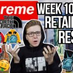CRAZY SUPREME x THE NORTH FACE Week 10 Retail And Resale FULL DROP! | WHAT TO RESELL? | BEST COLLAB!