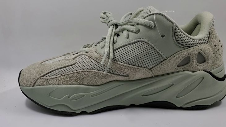 Cheap adidas Yeezy Boost 700 Salt Unboxing and Review. Real or Fake?