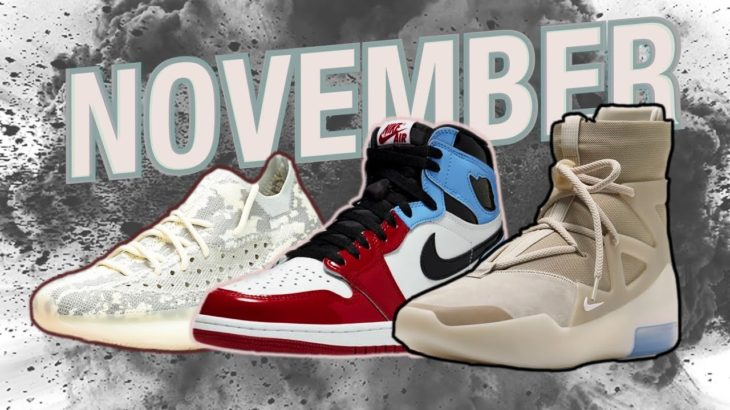 Diese Sneaker erwarten euch im November 2019 –  Nike, Jordan, Yeezy – Sneakin' Racoon