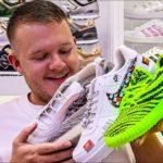 Fake Yeezy's Sneaker Shopping In Turkey