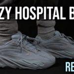 ¡LOS YEEZY PERFECTOS PARA CERRAR SEPTIEMBRE! – Yeezy 700 V2 Hospital Blue Review/Análisis + En pie