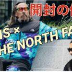 開封!ノースフェイス × SNS(スニーカズンスタッフ)コラボ / SNS x The North Face Capsule Collection / sneakersnstuff