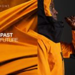 The North Face Futurelight fabric – built to weather all the weather.