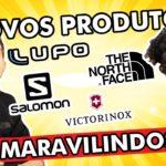 The North Face Griffin, Victorinox Outrider e Salomon Running – Novidades da Semana