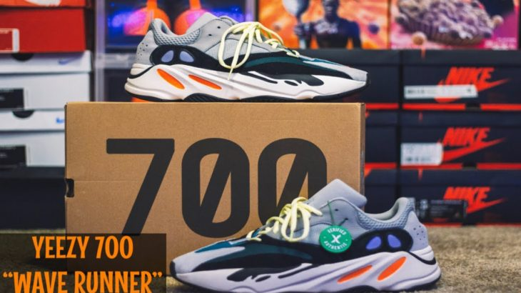 "UNBOXING YEEZY 700 ""WAVE RUNNERS""!!"
