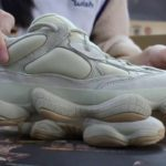 """Unboxing Authentic Yeezy 500 Boost """"Stone"""" HD Review"""