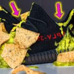 YEEZY 350 V2 BRED vs GUACAMOLE | Combat Cleaner Ultimate Shoe Cleaner