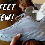 YEEZY 700 V2 'HOSPITAL BLUE' ON-FEET REVIEW… AND AN INCREDIBLY SAD LOSS. :(