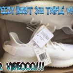 YEEZY BOOST 350 V2 TRIPLE WHITE ORIGINALES!!!   Dave´s   Davesneakers shop