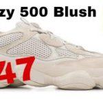 Yeezy 500 Blush From DHgate For $47