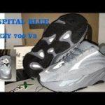 ADIDAS YEEZY 700 V2 HOSPITAL BLUE REVIEW