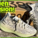 Adidas YEEZY Boost 380 Alien UNBOXING & REVIEW at Starbucks
