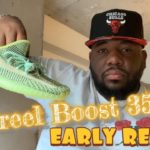Adidas Yeezy Boost 350 V2 Yeezreel Review