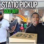 Adidas Yeezy Boost V2 Black Static! Black Friday Shopping
