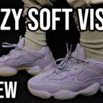¿DEBERÍAN COMPRARLOS? – Yeezy 500 Soft Vision Review/Análisis + En pie