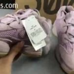 """Detailed Look At The Adidas Yeezy 500 """"Soft Vision"""""""