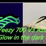 First look. Watch this before you buy yeezy 700 v3 azael glow in the dark