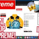 INSANE Supreme x The North Face Week 10 Manual LIVE COP AT THE SUPREME STORE! | JACKET IN HAND!