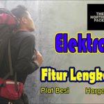 Rekomendasi Tas Gunung Untuk Pemula | Carrier The North Face Elektra 60 Liter Limited Edition