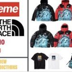 """SUPREME X THE NORTH FACE """"STATUE OF LIBERTY"""" COLLECTION OVERVIEW"""