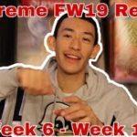 Supreme week 10 The North Face + Supreme Recap week 6 – week 10